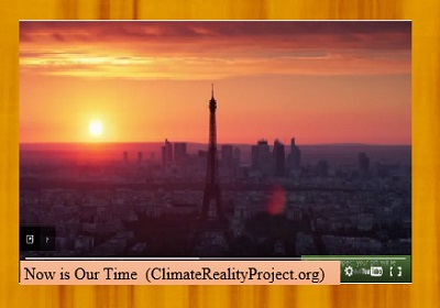 Now is our time, ClimateRealityProject.org