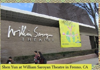 Shen Yun performs at Saroyan Theatre