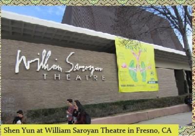 Shen Yun performs at Saroyan Theatre