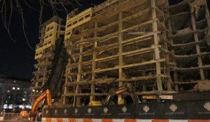 Eve of destruction or renovation