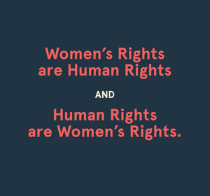 Graphic from womensmarch.com