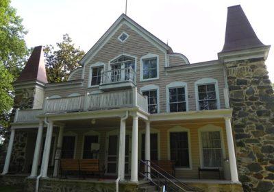 Clara Barton, Historic Park along Barton Parkway