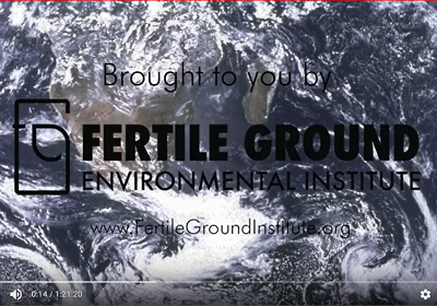 Earth at Risk Conferences by Fertile Ground