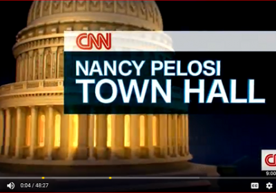 CNN Town Hall May 15, 2017