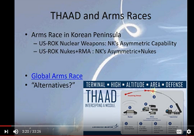 Why THAAD can start new Korean War and what we can do, Webinar by StopTHAAD Coalition