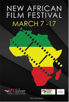 15th annual New Africa Festival
