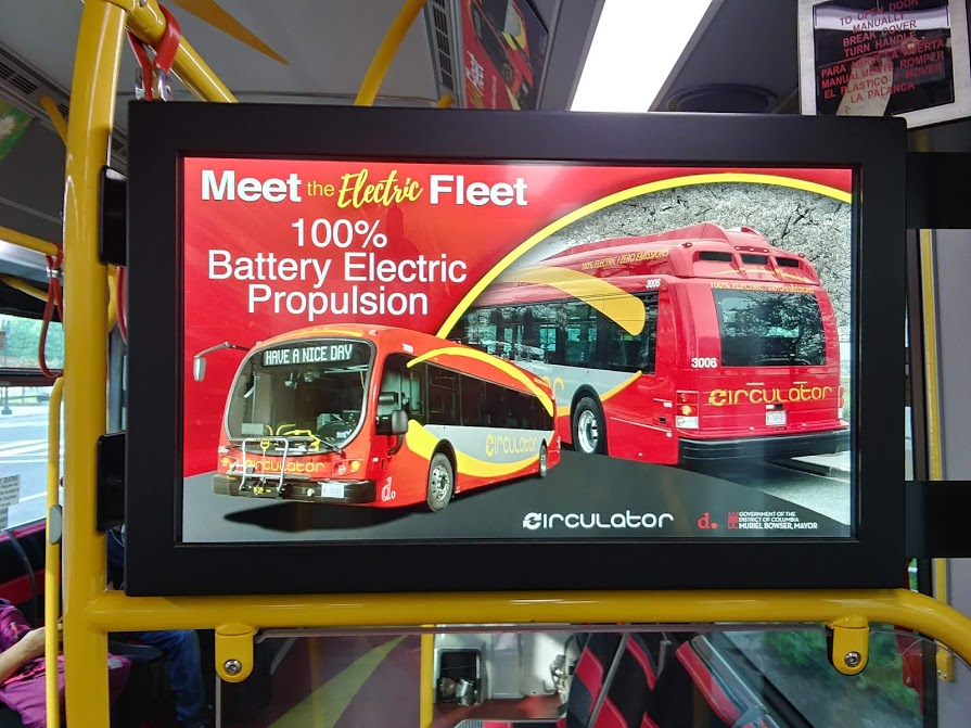 EV buses are projected to comprise 31% of new purchases by 2022