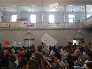 DC Tenants Union organizes