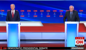 March 15, 2020 DNC debate
