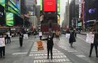 03/30/2020, Times Square. NYC