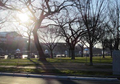 Biden Inauguration, National Mall preparations