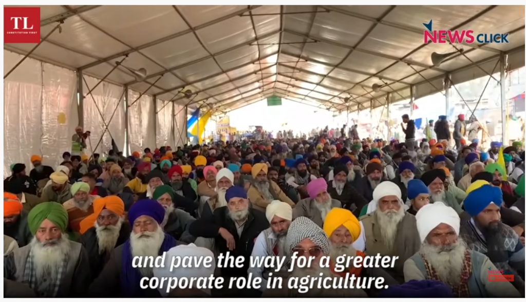 India passed neoliberal farm bills that will hurt family farms