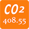 CO2.Earth Vital Signs